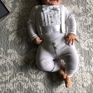 Baby Baptism/ Christening/ Special event outfit